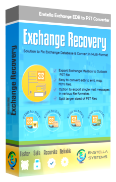 Click to view Exchange EDB to MSG Recovery screenshots
